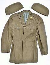 SALE: Was $55 now $45. USMC Marine Corps Jacket & 2 Hats / covers. They are made of wool and are very gently used. Warm, fashionable and sturdy.The hats are size 6 3/4, the jacket size is not marked.The jacket is 30.5