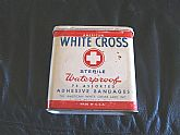 American Red Cross ~ Band Aid ~ Tin