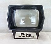 Vintage PM Deluxe Slide Viewer/Optical Lens Unit