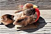 Two Beanie Babies, both retired, you are getting Early the Robin and Strut the rooster. Both are in excellant condition and have never been displayed, adult owned, non smoking and pet free home.