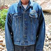 Absolutely wonderful jean jacket