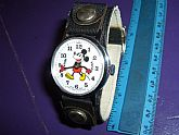 Vintage Bradly brand Walt Disney Mickey Mouse Watch
