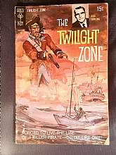 "Vintage 1969 ""The Twilight Zone"" Comic Book! Has some light wear (see photos) but is in pretty good shape for its age and the fact that it's paper! Plus it just adds to its creepy charm! �&"