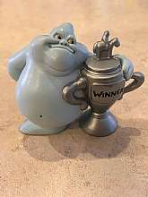 Figurine of Casper's Uncle, Fatso the Ghost. Vintage from 1994. From the beloved