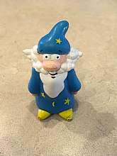* Woozy the Wizard!* Vintage White Castle Kid's Toy from * 1989 - PVC Figurine - Slight Paint Rub-Off (see photos)* Collectible White Castle Memorabilia* Measures about 2.5