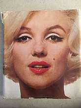 Marilyn Monroe biography from 1973. Marilyn a Biography by Norman Mailer features many beautiful photographs of Marilyn as well as wonderful write-up about her life. It has some wear to the dust jacket (see photos) and has a bit of yellowing on the outsid