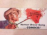 This is a really unique 1962 Conoco Gas