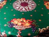 Beautiful Holiday Table Cloth