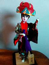Collectable Doll ( Japanese )