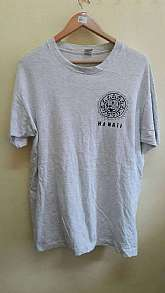 -- pre-owned HAWAII t shirt-- tag FRUIT OF THE LOOM-- made in USA-- condition 8/10-- size X-LARGE-- measurement taking while laying flat     1. shirt length = 29 inch    &
