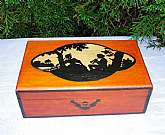 *Charming vintage chocolate box that was once filled with chocolates from Whitman's Candies of Philadelphia. Now a 160 year old company started by 19 year old Stephen Whitman in Pennsylvania.* Still popular today, the company has a long history of honor