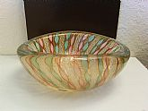 Murano Art Glass Designer Dish