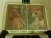 Vintage Games Dog Theme Cards
