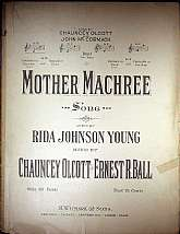 This piece of sheet music was published in 1910 by M. Witmark & Sons .  It was arranged for the piano by Chauncey Olcott and Ernest R. Ball, and the lyrics written by Rida Johnson Young.  This music will be a great acquisition for anyone that enjoys p