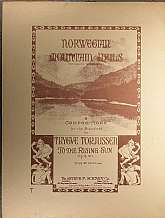 This piece of antiquarian sheet music was published in 1912 by the Arthur P. Schmidt Company.  It was arranged for the piano by Trygve Torjussen.  This music will be a great acquisition for anyone that enjoys playing, or collecting the music of the 1910s,