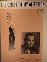 This piece of sheet music was published in 1934 by Irving Berlin Incorporated, Music Publishers of New York City.  The music was a collaborative effort by Pinky Tomlin, Coy Poe, and Jimmie Grier.  This music will be a great acquisition for anyone that pla