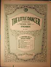 This piece of vintage sheet music was published in 1925 by the Century Music Publishing Company of New York.  It was arranged for the piano by Jean Louis Gobbaerts, under the nom de plume of Louis Streabbog.  This music will be a great acquisition for any