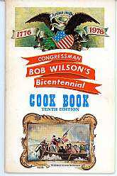 Wow!  A combined cookbook and