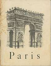 This guidebook was published to help keep US military and other government personnel stationed in Paris, France from getting themselves into some sort of trouble and becoming an embarrassment to the SS Government.  Personally, I fail to see the wisdom of