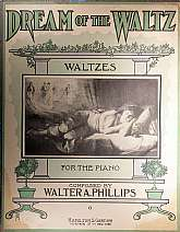 This piece of sheet music was published in 1906 by the Hamilton S. Gordon company.  It was arranged for the piano by Walter A Phillips.  This music will be a great acquisition for anyone that enjoys playing, singing to, or collecting the music of the 1900