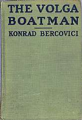 "This 1926 book, ""The Volga Boatman"" was the basis for the Cecil B. De Mille classic silent movie of the same title name.  This book is beautifully illustrated with stills from the movie.  It is considered to be a First Edition, as there is no me"