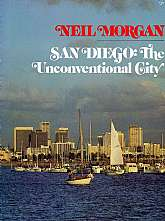 "This First Edition of Neil Morgan's best writings, ""San Diego, the Unconventional City"" is both a serious and humorous look at the City of San Diego penned shortly after it was dumped by the Republican National Committee as the site for the 1972"