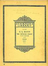 "This lesson book, published in 1911 was for the serious student of the piano.  It features the compositions of C.L. Hanon, ""The Virtuoso Pianist""!  This lesson book will make a great teaching/learning resource for the serious student of the pian"