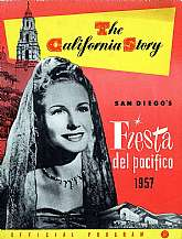 "This is an original program from the Fiesta Del Pacifico's production of ""The California Story"" featuring Lucille Norman, mezzo-soprano and supported by Stephen Kemalyan, baritone, Robert Thomas, tenor, Ernest Mirelis, tenor, Alice Couchman, sop"
