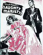 "This 1930s program for the production of the opera ""Naughty Marietta"" by Victor Herbert is from an unknown venue.  This program will appeal to any collector of ephemera related The American Civic Opera Company productions specifically and to the"