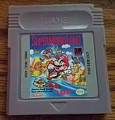 Nintendo Super Mario Land game