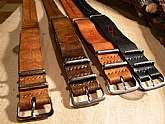 Zulu Watch strap, leather watch strap, mens nato watch band, leather watch band,watch straps,one piece watch bands-------------------------------------------------------------------------------------------Thank you for visiting my shop!Material: Leath