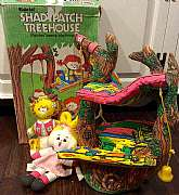 This listing is for Patches McGee Shadypatch Treehouse!