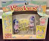 This listing is for a Bitsy Bear Twirl Around play set!This duo was produced by Tyco in 1991 and the set comes sealed, new in its original box.Thanks for looking!