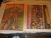 Circus Posters by Circus World 1960