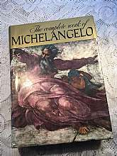 "The Complete Work of Michelangelo Edited by Mario SalmiReynal and Company, NY, 1967. Hardcover.  ""This is the most magnificent and most comprehensive volume ever published on Michelangelo and his work. Michelangelo and Leonardo were the two genius"