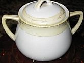 Antique Made in Japan Sugar Bowl with Lid Antique On SaLe Now