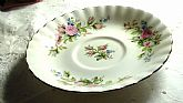 Royal ALBERT England MOSS ROSE Saucer for your Tea Cup Bone China England Vintage Replacement for you