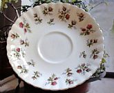 Replacement Plate for you is a Royal Albert SAUCER Bone China Made In England Winsome