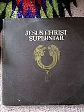 This is a nice copy of Jesus Christ Super Star....a rock opera.  Jacket is in decent shape.  Records look to be okay but I did not play them.  As is purchase