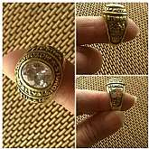 This is a very unique and beautiful Sturgis Rally ring.  It is a size 6-6.5, it is in perfect shape and would be a great collector's piece or nice ring to wear.