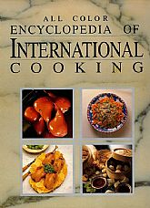 All Color Encyclopedia of International Cooking. 1000 Recipes, 400 Photos