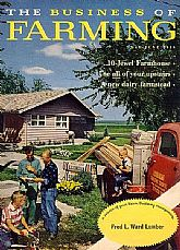 1959 Lumber, Farm Building, Remodeling Magazines