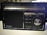 You will receive: (1) Panasonic FM-AM 2 Band Receiver RF-590 Simulated Leather CabinetExtra Details: This is a beautiful radio in a simulated leather cabinet. Item works great and is in good vintage condition.Thanks for visiting, please ask any questi