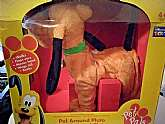 You will receive: (1) RARE VINTAGE SEALED DISNEY MICKEY MOUSE PAL PLUTO THINKWAY TOYS DISNEY PET PALSExtra Details: This is RARE item, very hard to find! This particular item was made by