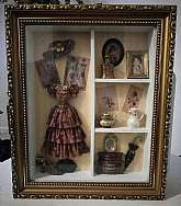 You will receive: (1) FRAMED Gold Shadow Box VICTORIAN THEME Shabby Chic 11x13 Arister Gifts Extra Details: Good Preowned Condition, there are some markings on the back of the frame.Thanks for visiting, please ask any questions prior to purchasing.