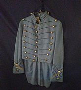 Authentic Westpoint Jacket with history of wearer provided from 1936