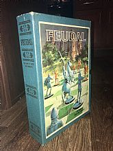 Feudal. A game of siege and conquest born in 1967