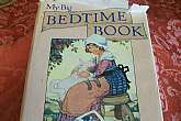 My Big Bedtime Book is full of centuries-old nursery rhymes and stories accompanied by the delightful recognizable artistry pf M G C Marsh Lambert