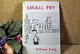 Small Fry by William Steig. A compilation of Mr. Steig's drawings of city children. Slice of life black and white artwork with poignant captions.