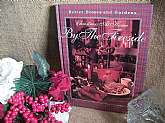 Better Homes and Gardens Christmas at Home By the Fireside book, vintage 1993. Collection of recipes, crafts, and decorating ideas.